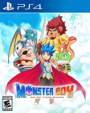 680 - Monster Boy and the Cursed Kingdom