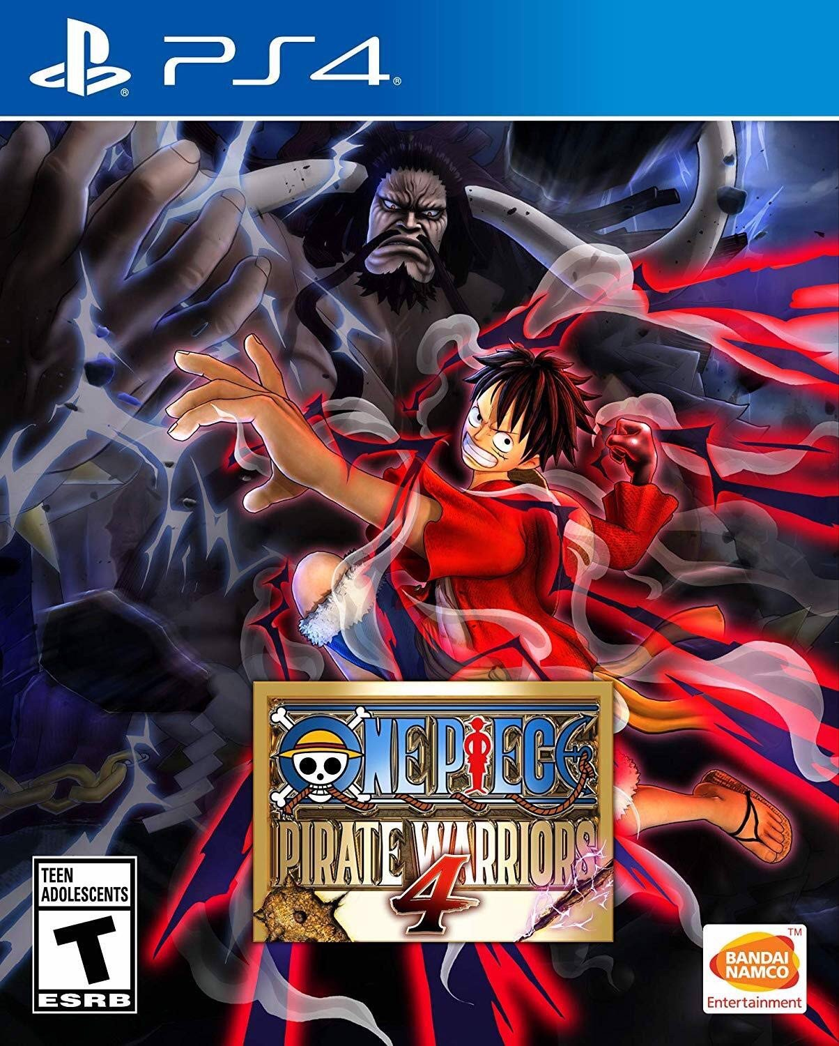 794 - One Piece Pirate Warrriors 4