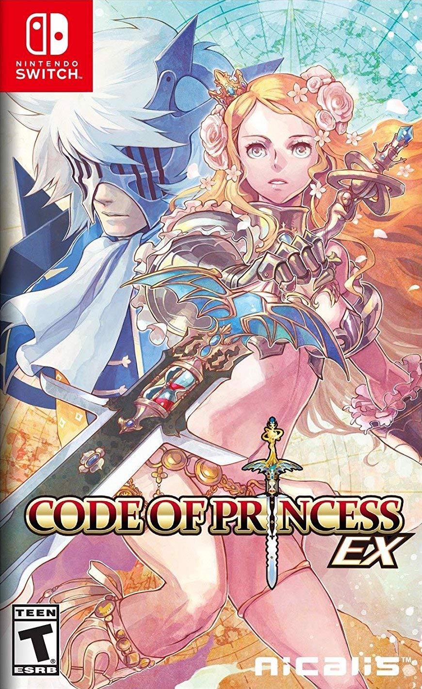 120 - Code of Princess EX