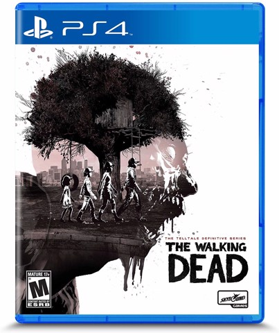 743 - The Walking Dead: The Telltale Definitive Series