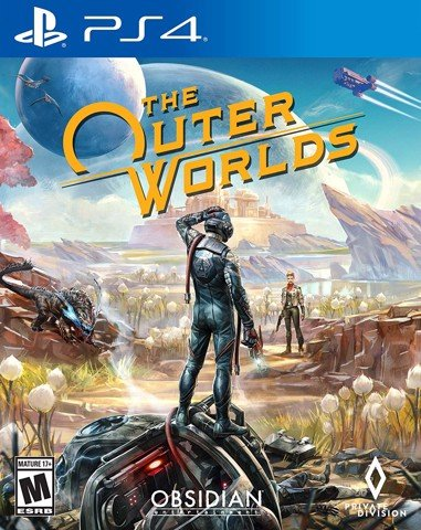 761 - The Outer Worlds