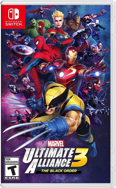 192 - Marvel Ultimate Alliance 3: The Black Order