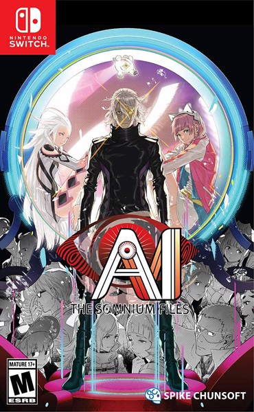 206 - AI: The Somnium Files