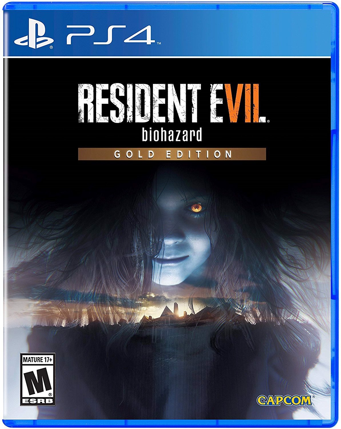 530 - Resident Evil 7 biohazard Gold Edition