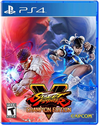 783 - Street Fighter V Champion Edition