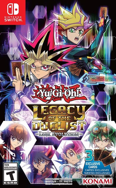 197 - Yu-Gi-Oh! Legacy of the Duelist: Link Evolution