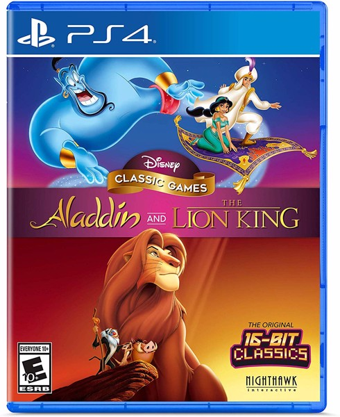 754 - Disney Classic Games: Aladdin and the Lion King