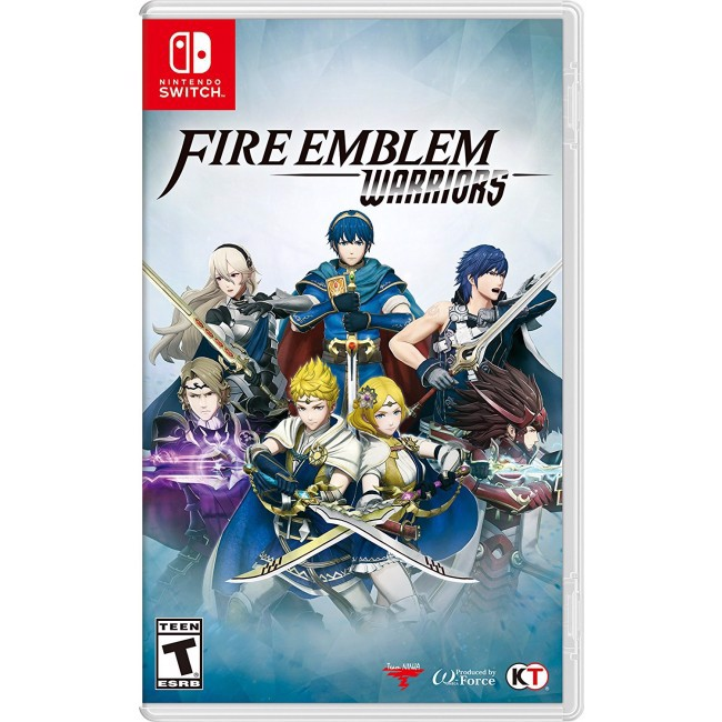 049 - Fire Emblem Warriors US VER