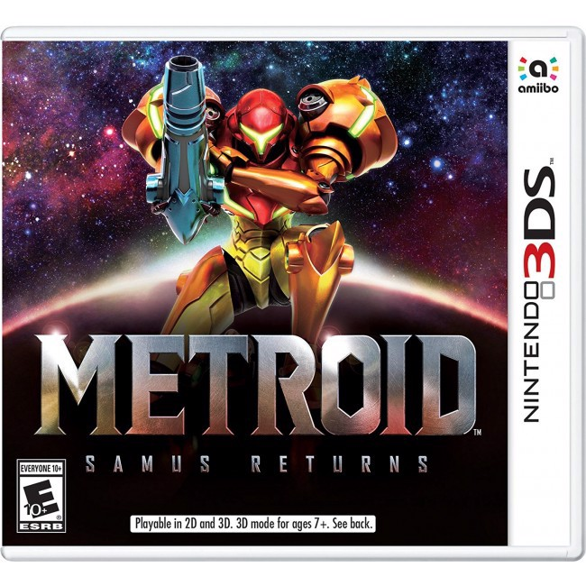 229 - Metroid: Samus Returns