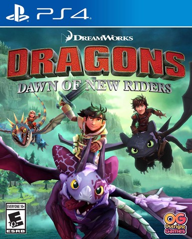 692 - Dragons: Dawn of New Riders