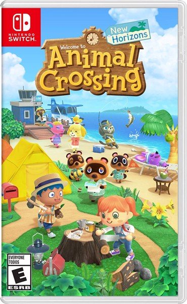 247 - Animal Crossing: New Horizons