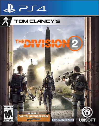 706 - Tom Clancy's The Division® 2 Phoenix Shield Collector's Edition