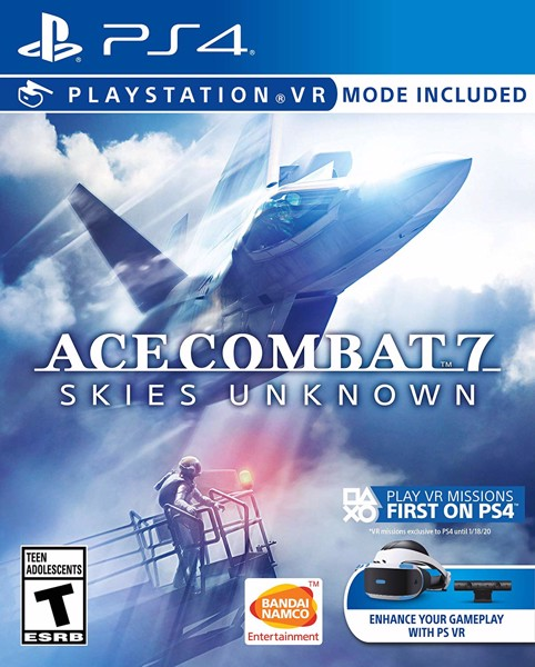 684 - Ace Combat 7: Skies Unknown- US VER