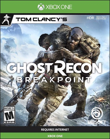 332 - Tom Clancy's Ghost Recon Breakpoint