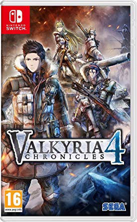 129 - Valkyria Chronicles 4-US VER