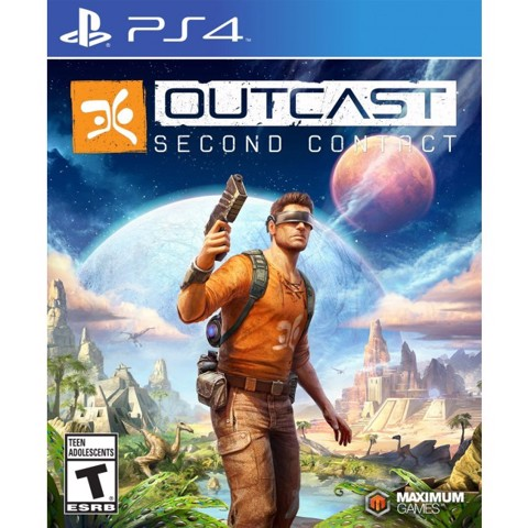 514 - Outcast: Second Contact