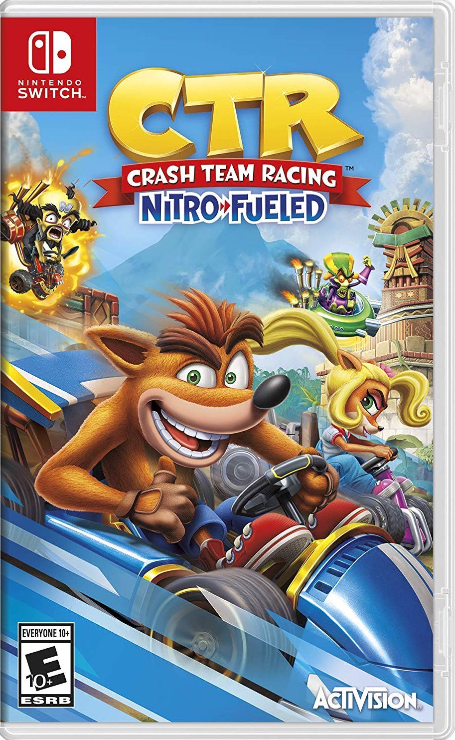 180 - Crash Team Racing - Nitro Fueled