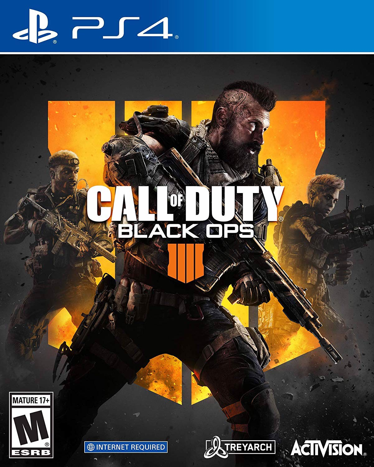 661 - Call of Duty: Black Ops 4