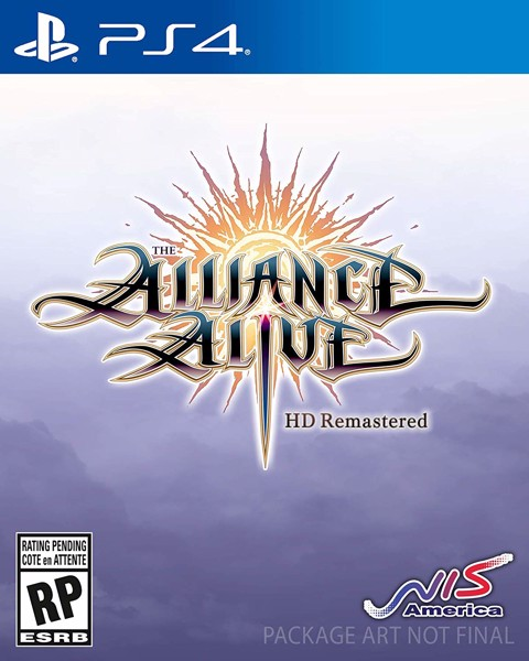 752 - The Alliance Alive HD Remastered