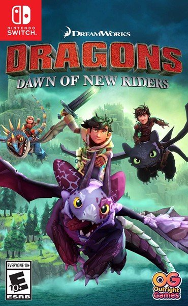 157 - Dragons: Dawn of New Riders