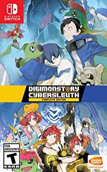 217 - Digimon Story Cyber Sleuth: Complete Edition