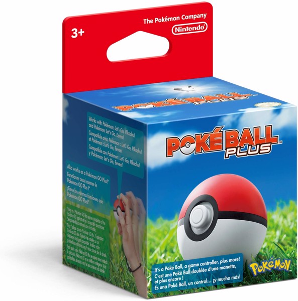 148 - Poké Ball Plus