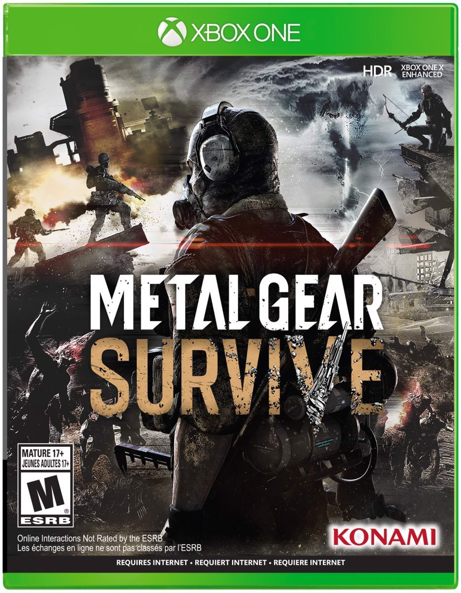 249 - Metal Gear Survive