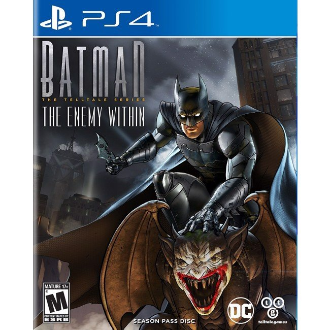 486 - Batman: The Enemy Within