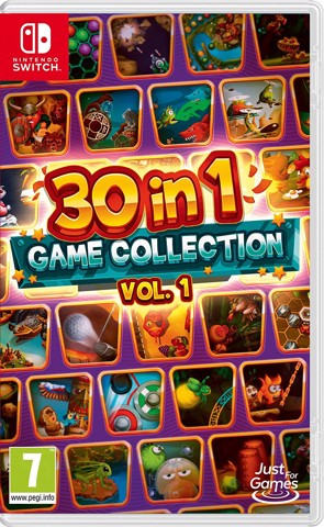 264 - 30 In 1 Game Collection Vol 1
