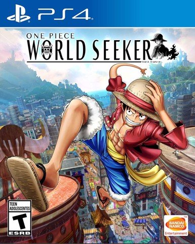 709 - One Piece World Seeker