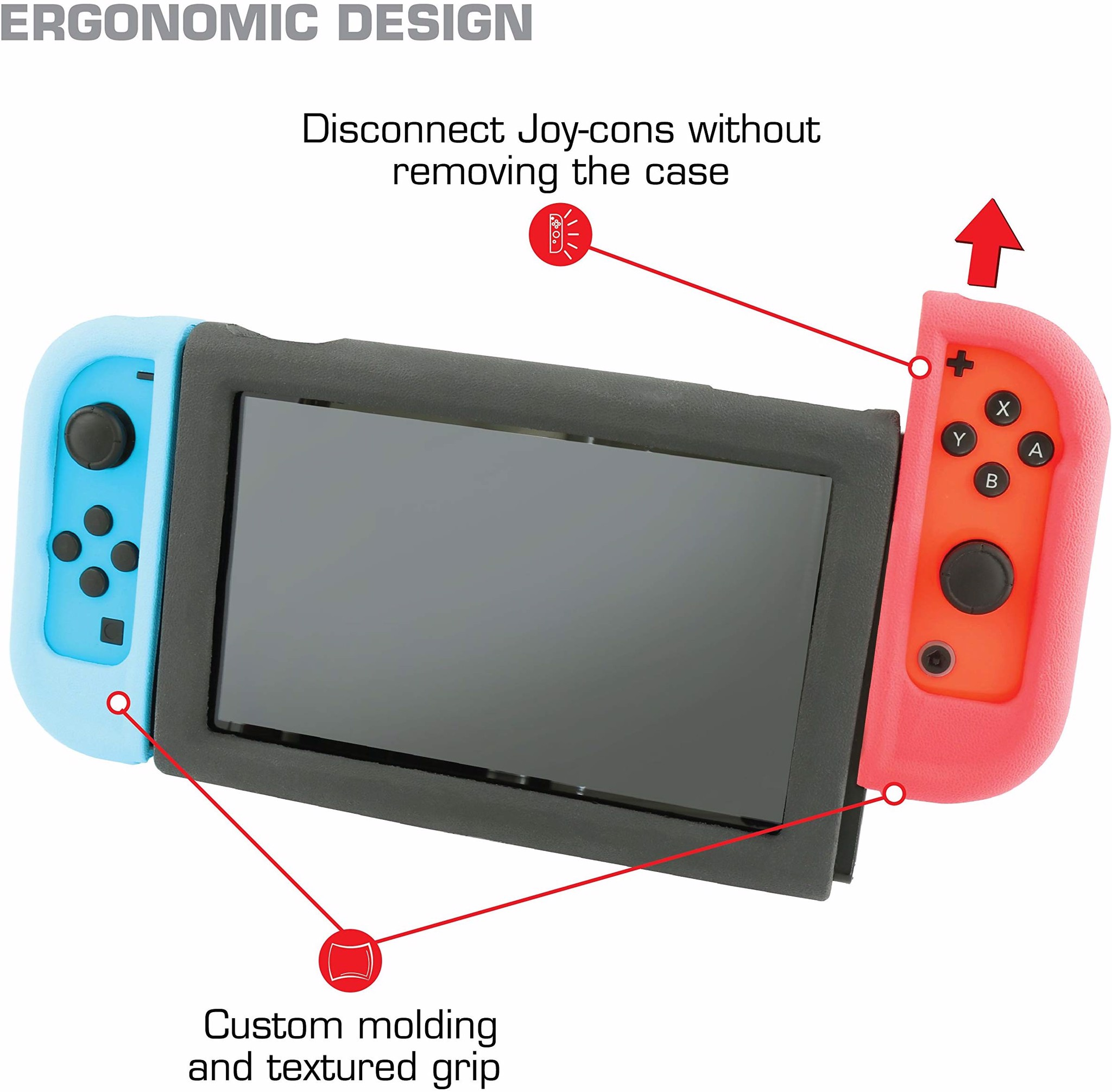 Nyko Bubble Case for Nintendo Switch