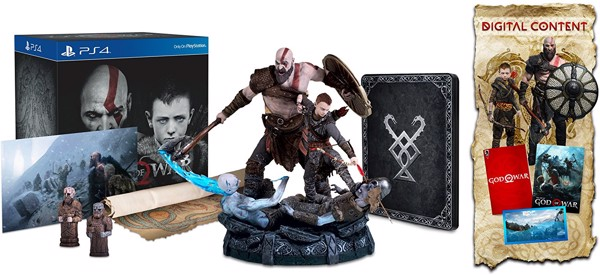 587 - God of War Collectors Edition
