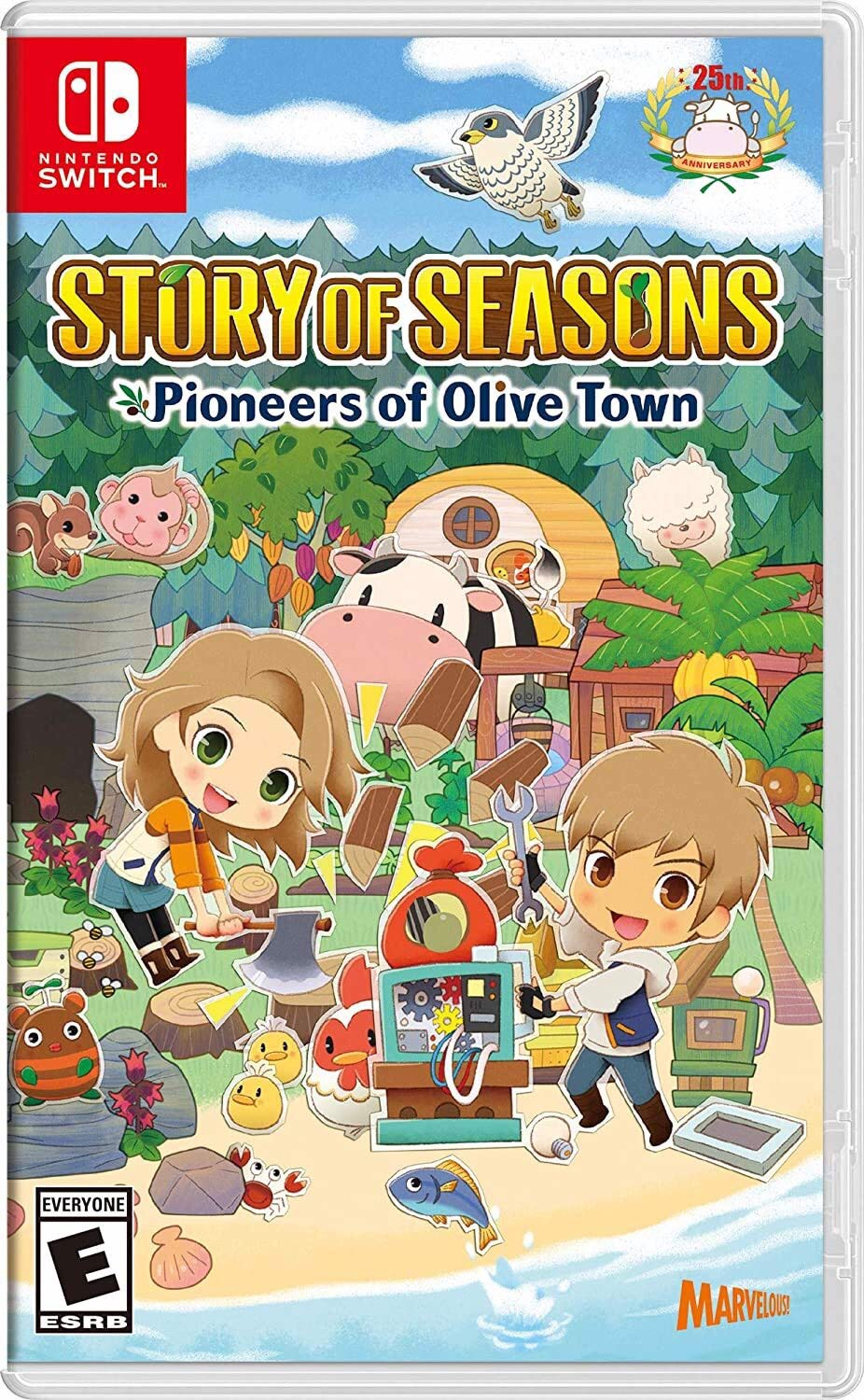 305 - Story of Seasons: Pioneers of Olive Town - Premium Edition