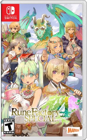 244 - Rune Factory 4 Special