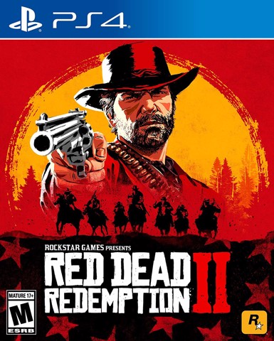 668 - Red Dead Redemption 2 - ASIA VER