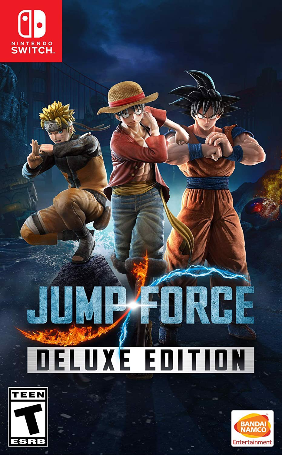 267 - Jump Force: Deluxe Edition