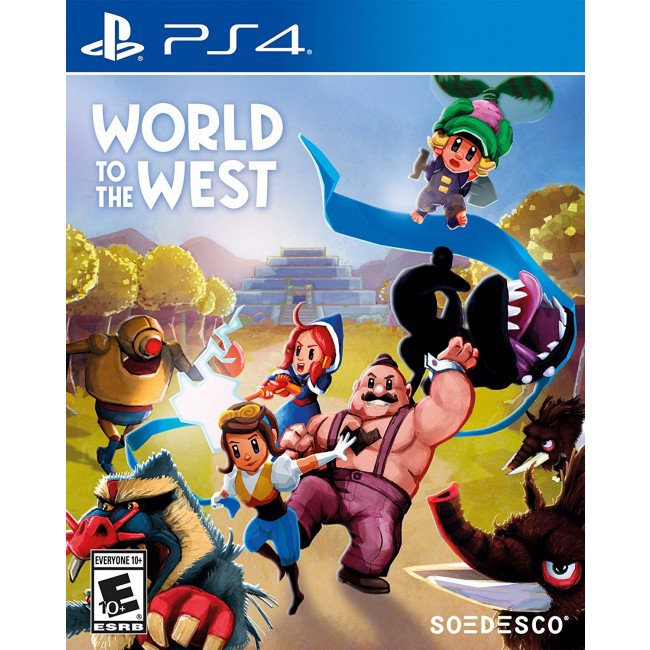 448 - World to the West
