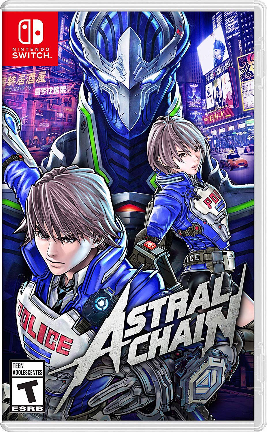 198 - Astral Chain