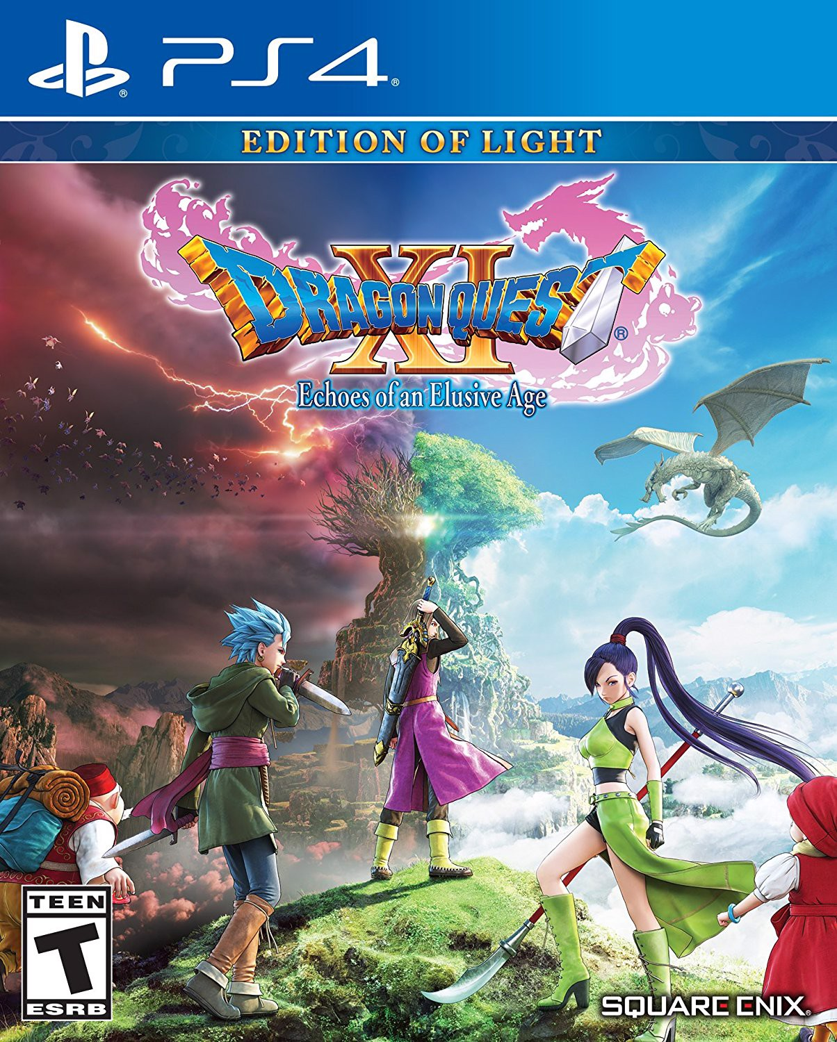 636 - Dragon Quest XI Echoes of an Elusive Age: Edition of Light