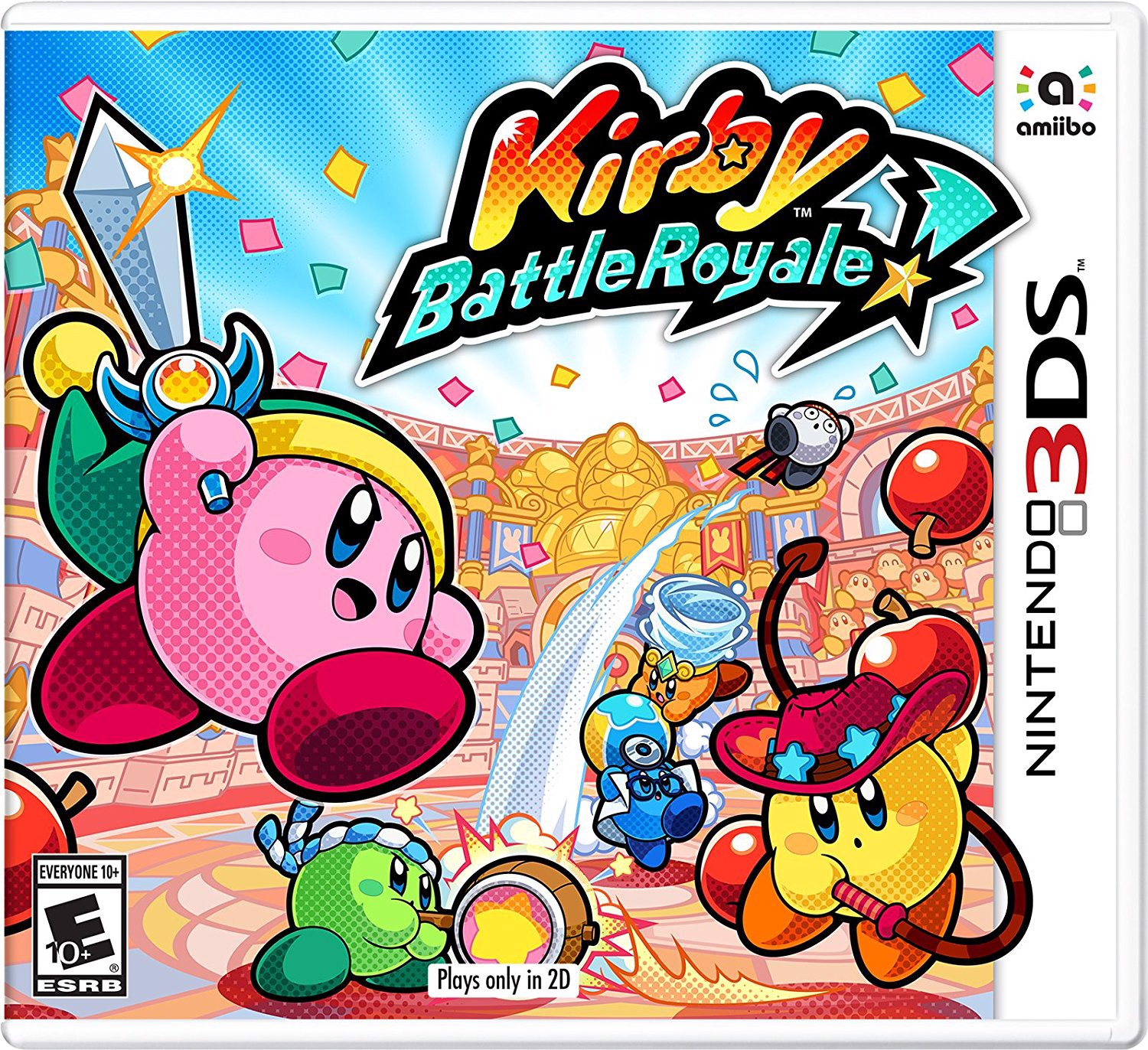 237 - Kirby: Battle Royale
