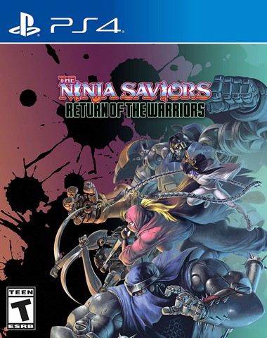 751 - The Ninja Saviors: Return of the Warriors