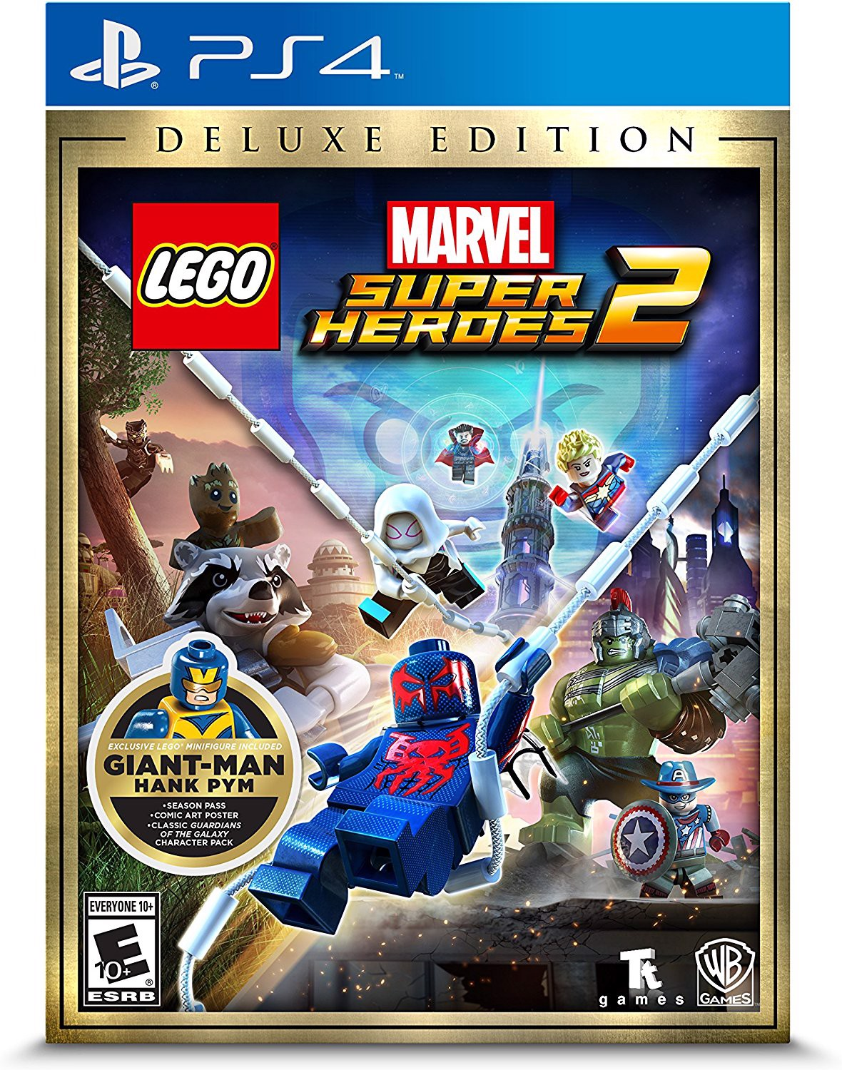 522 - LEGO Marvel Super Heroes 2 Deluxe Edition