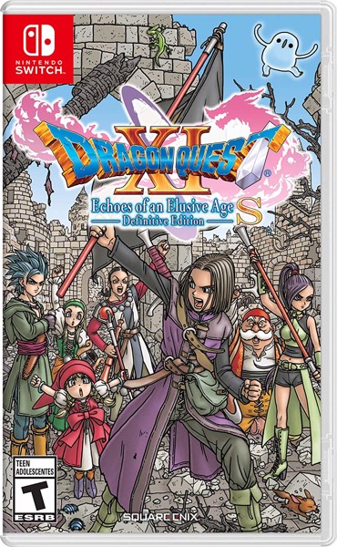 211 - Dragon Quest XI S: Echoes of an Elusive Age