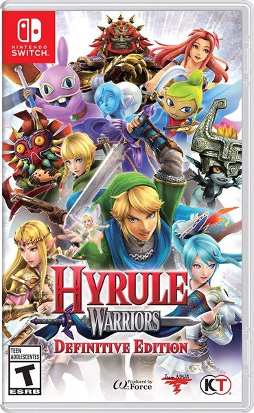 081 - Hyrule Warriors: Definitive Edition