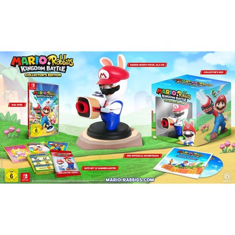 035 - Mario + Rabbids Kingdom Battle Collector Edition