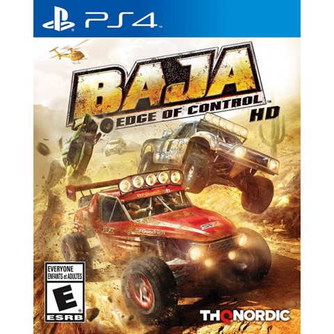 464 - Baja: Edge of Control HD