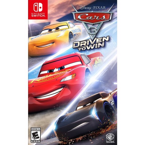 025 - Cars 3: Driven to Win