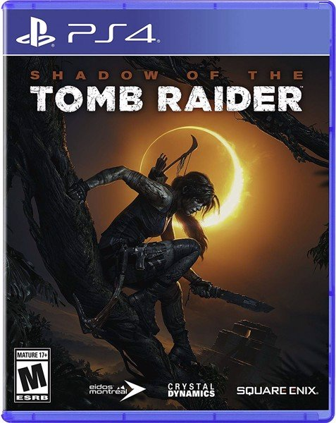 642 - Shadow of the Tomb Raider- ASIA VER