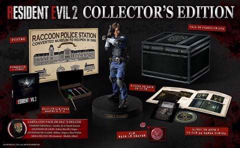 686 - Resident Evil 2 Collector´s Edition