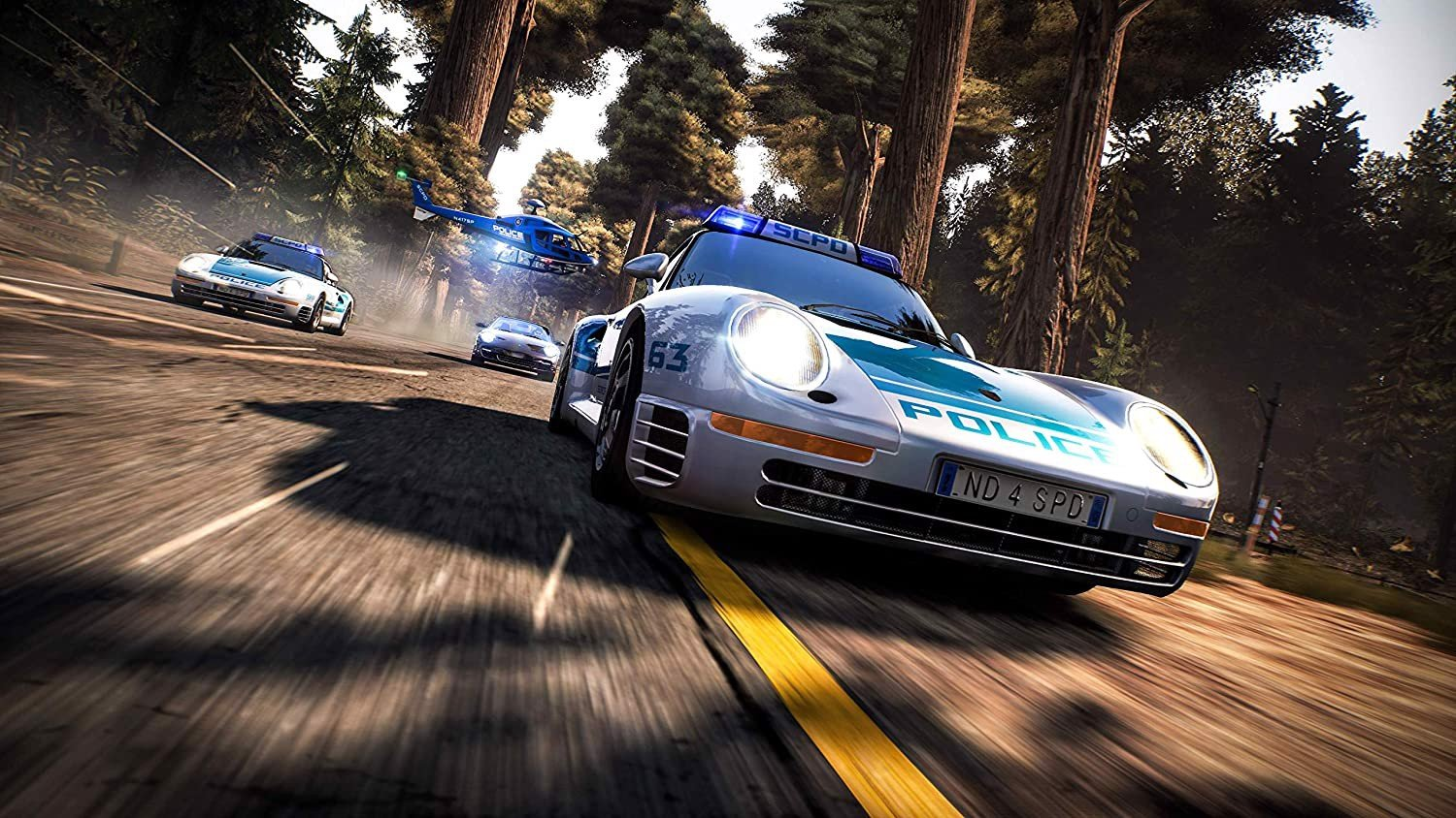 840 - Need for Speed: Hot Pursuit Remastered